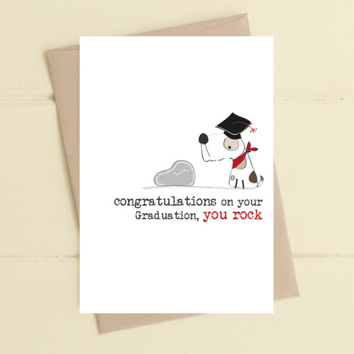 Graduation - you rock