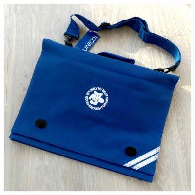 MJS book bag