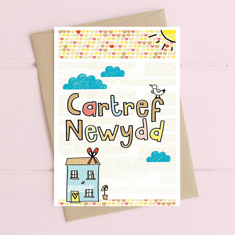 Cartref Newydd (New Home)