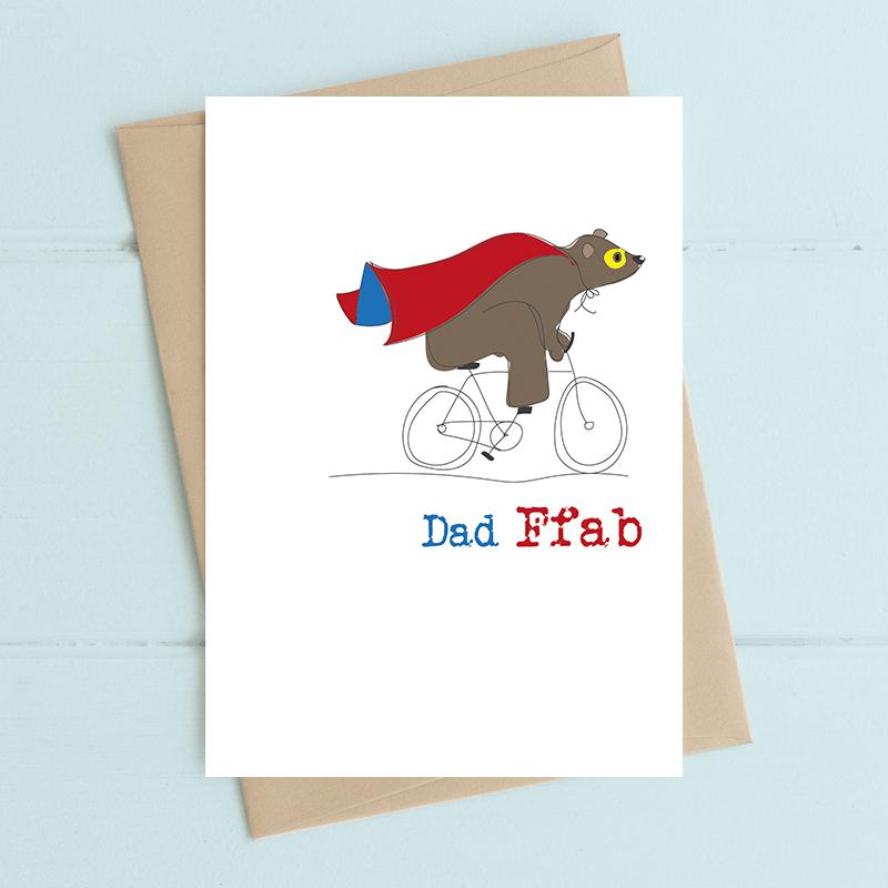 Dad Ffab (Fab Dad - SW)