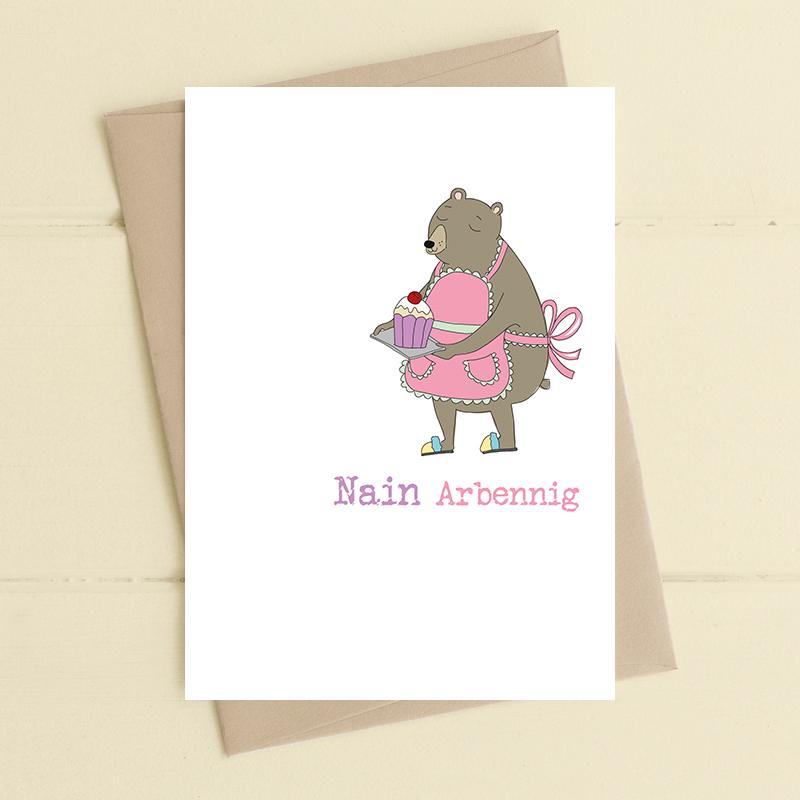 Nain Arbennig (Special Grandma - NW)