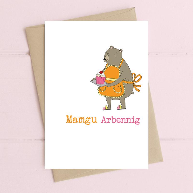 Mamgu Arbennig (Special Grandma - SW)
