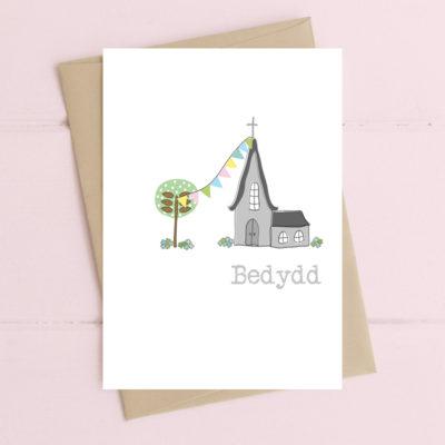 Bedydd (Christening)