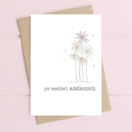 Yn Meddwl Amdanoch (thinking about you)