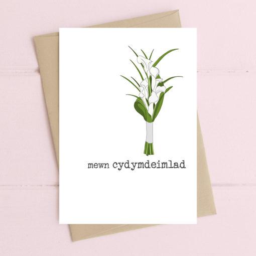Mewn Cydymdeimlad (In Sympathy)