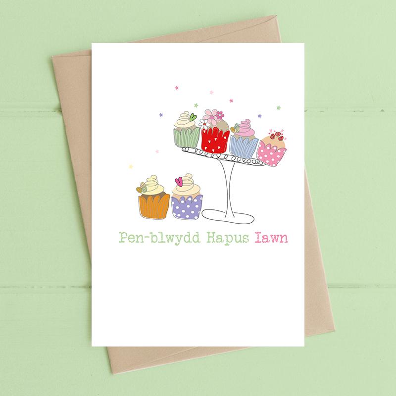 Pen-blwydd Hapus Iawn (A very Happy Birthday)