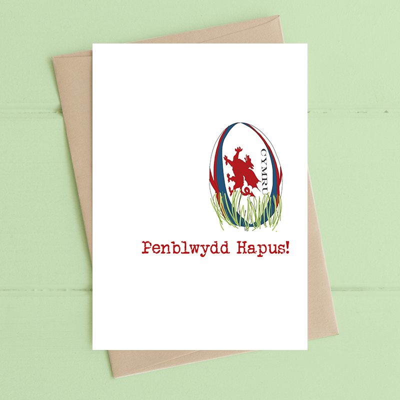 Penblwydd Hapus (Happy Birthday)