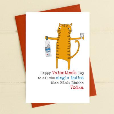 Valentines - all the single ladies