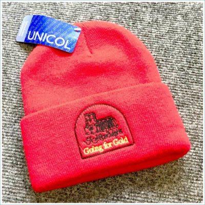st hardulphs beanie winter hat