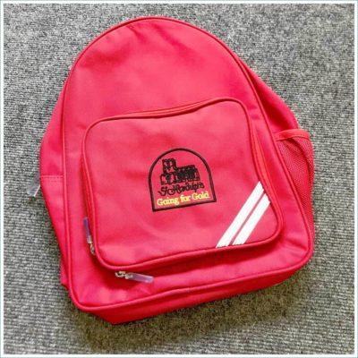 St Hardulphs backpack