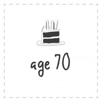 Age 70