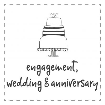 Engagement / Wedding & Anniversary