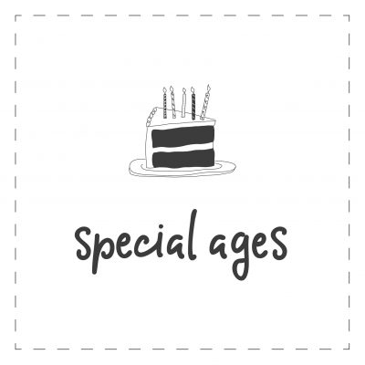 Special Ages