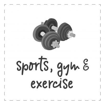 Sports / Gym & Exercise
