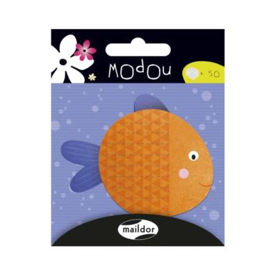 fish sticky note