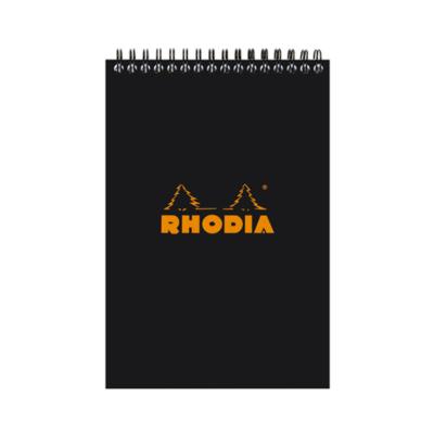 Rhodia Classic Wirebound Notepad