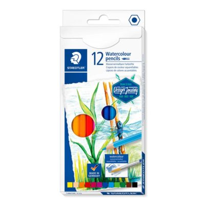 Staedtler watercolour pencils 12pk