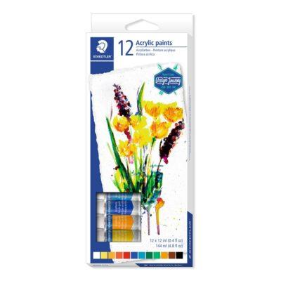 8500-Staedtler-acrylic-paints-12pk