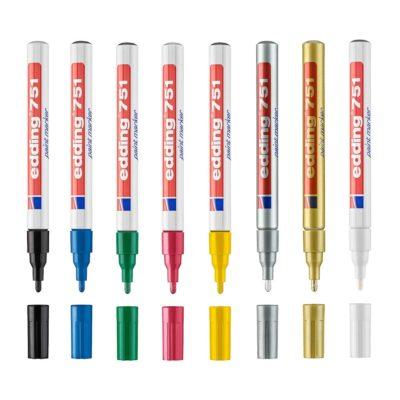 Edding-751-paint-marker - Edding-751-paint-marker -