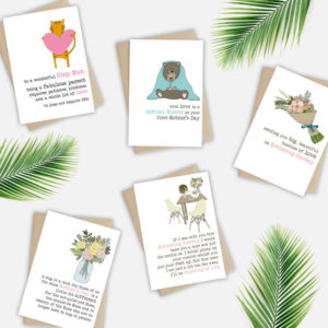 Finding the perfect Mothers Day greetings card