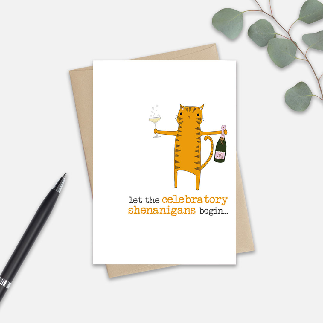 Dandelion Stationery greetings cards