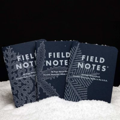 field-notes-fnc-49-snowy-evening