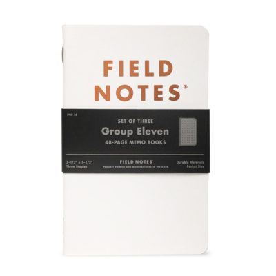 fn-45-field-notes-group-eleven-memo-book