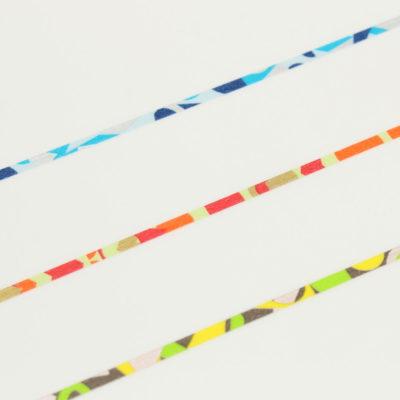 MT Washi Tape Slim 3mm Art 3pk