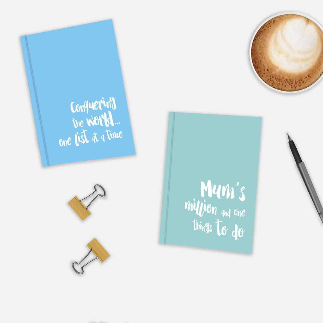 Dandelion Stationery Notebooks