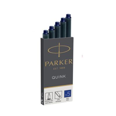 parker-quink-long-ink-cartridges 5 pack
