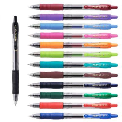 pilot-g2-07-gel-pens