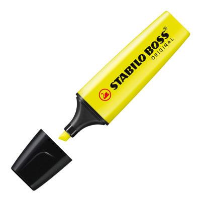 Stabilo Boss highlighter -yellow