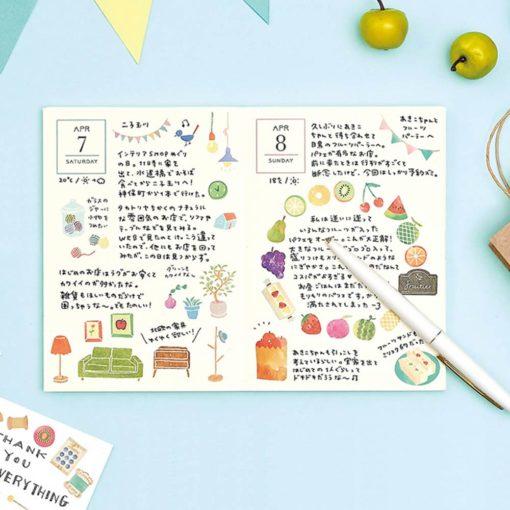 midori-washi-stickers