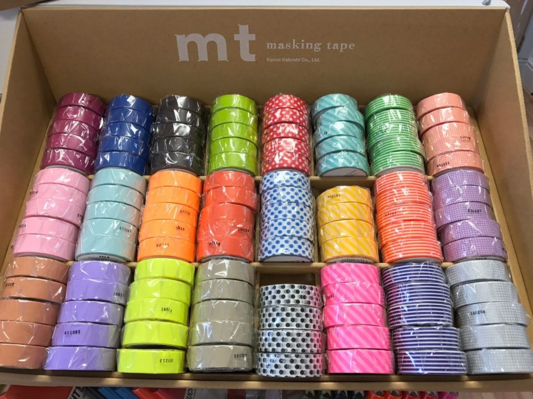 Original MT Washi Masking Tape