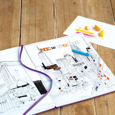 Leuchtturm-A5-Hardback-Sketch-Book
