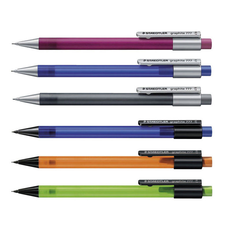 STAEDTLER-GRAPHITE-777-MECHANICAL-PENCIL-05mm-lead-152584745555